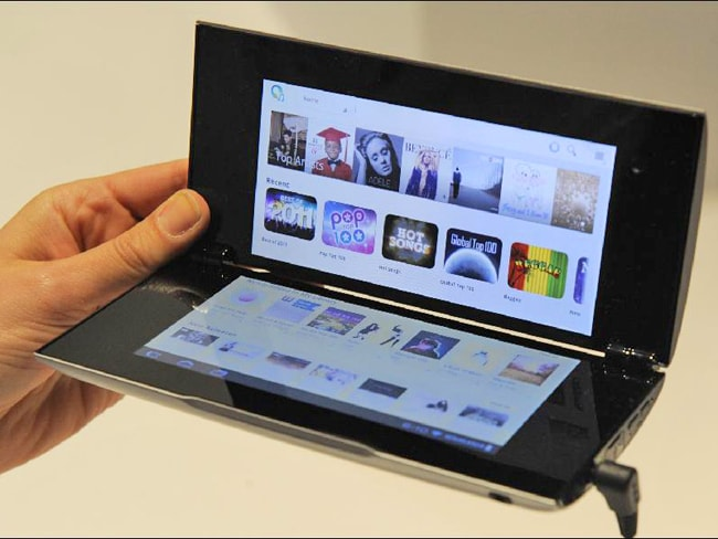 Sony P tablet