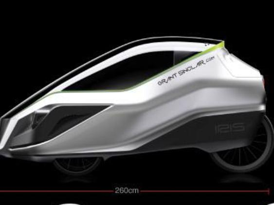 Is the eTrike the future of transport?