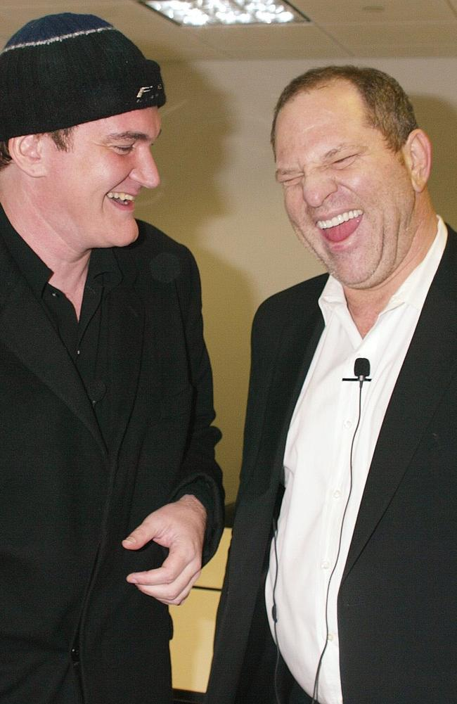 Harvey Weinstein: Rise to fame from movie-obsessed boy ...