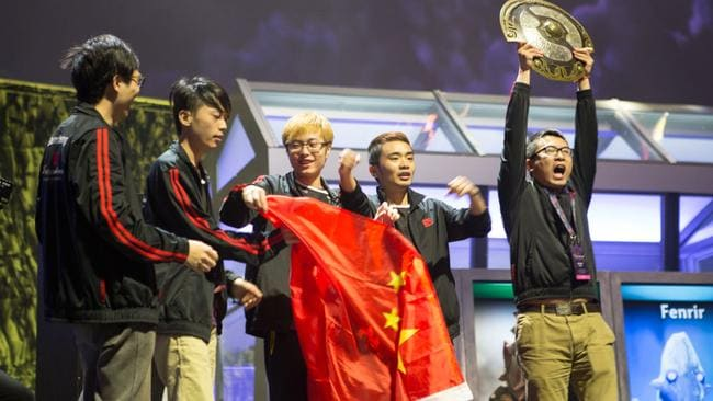 A $20 million prize pool for these eSports winners.