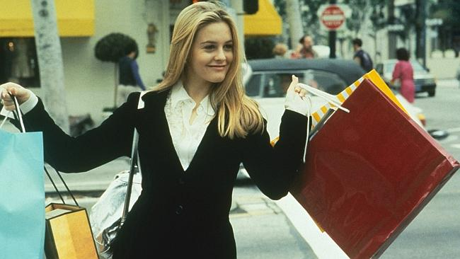The teen then claimed the money was his inheritance. Pictured, Alicia Silverstone in Clueless.