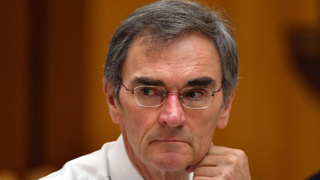 Australian Securities and Investments Commission chairman Greg Medcraft