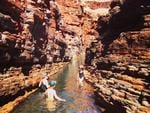 PARKS FOR PEOPLE: Karijini National Park. Picture: Wendy Watters