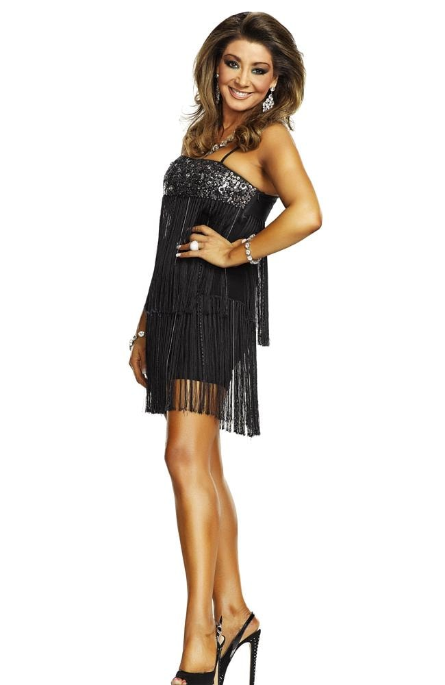 T  <i>he Real Housewives of Melbourne</i> Gina Liano.
