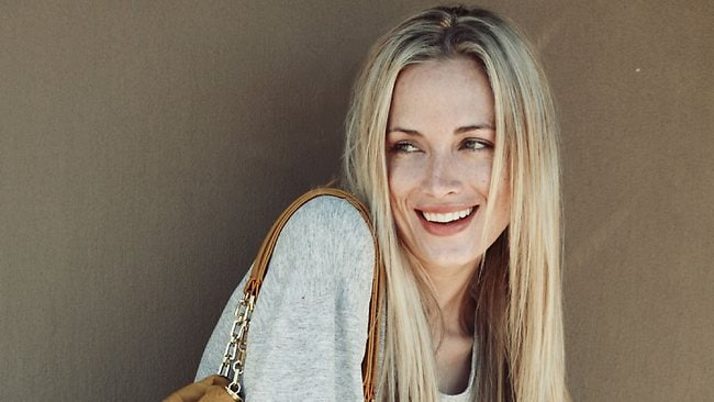 South African model Reeva Steenkamp, allegedly shot dead by boyfriend, Olympian Oscar Pistorius. Picture: AP