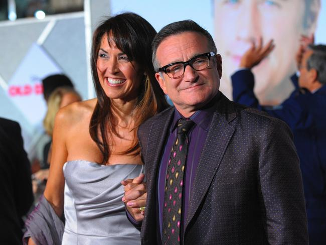 Robin Williams has died of a suspected suicide in Tiburon, California. He was 63.