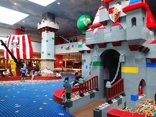 Supplied Travel Legoland: A hotel reception to remember