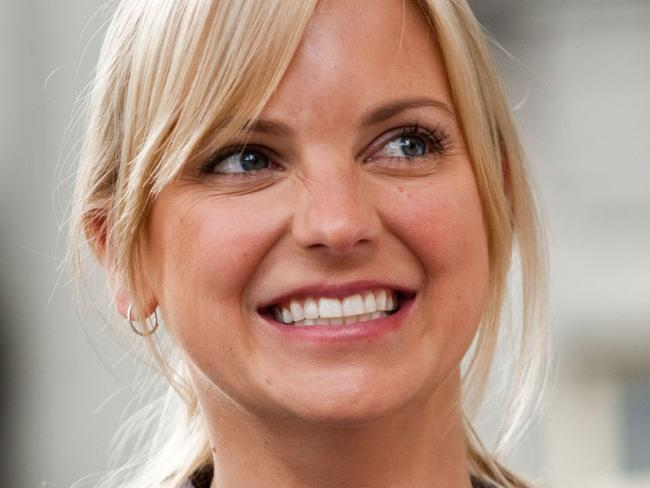 """ANNA FARIS as Rachel in Warner Bros. Pictures' live-action/computer-animated adventure in 3D, """"YOGI BEAR,"""" a Warner Bros. Pictures release. Photo by Phil Bray"""