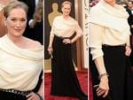 DETAILS: Meryl Streep on the red carpet at the Oscars 2014. Picture: Getty