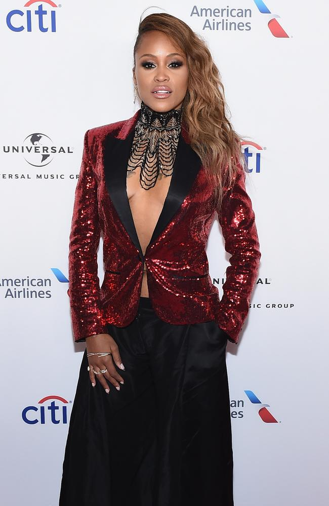 Rapper Eve. Picture: Getty Images