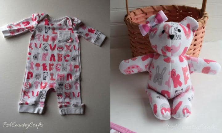 9 Genius DIY ideas for old baby clothes