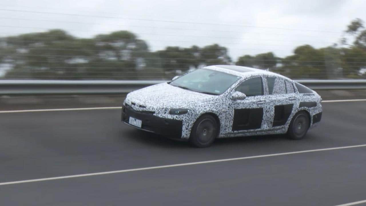 Supercars Holden Commodore Revealed Photos Daily Telegraph