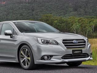 Supplied Cars Subaru Liberty