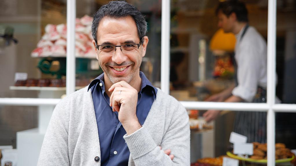 Yotam Ottolenghi: MasterChef Season Nine: Yotam Ottolenghi To Replace Marco