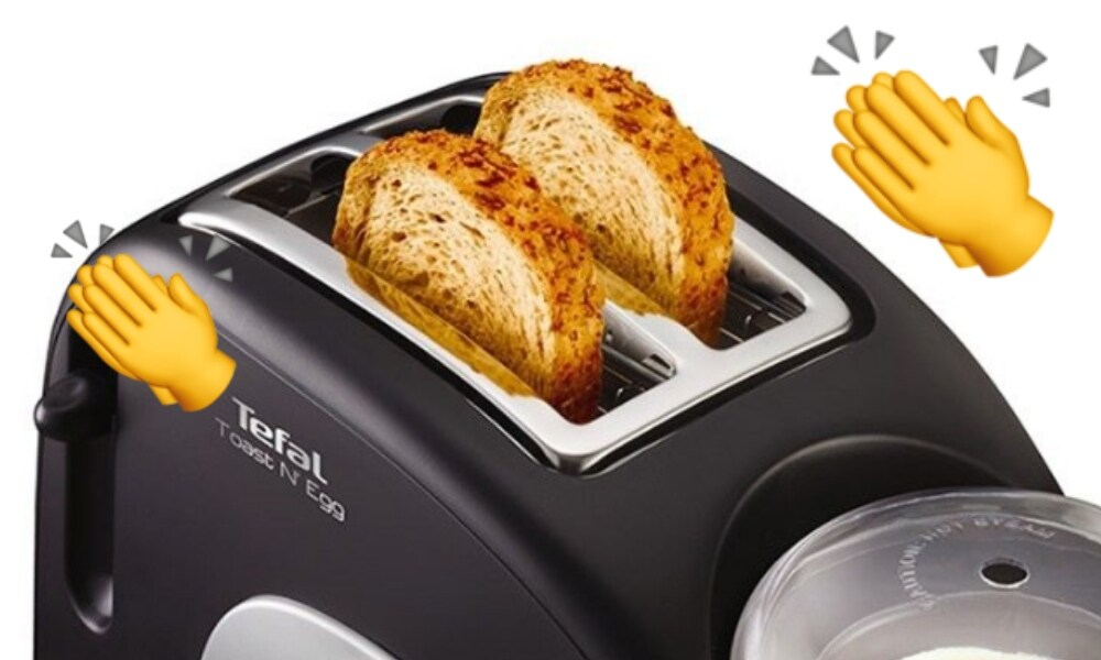 The genius new toaster that's a busy mum's dream