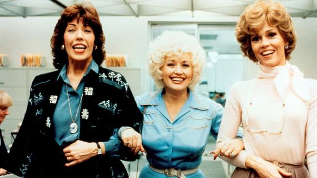 The kickarse chicks from '9 to 5' managed to turn it around. Photo: Supplied