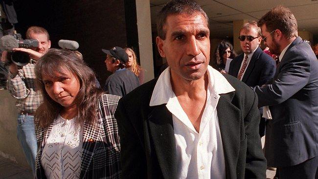 AFL great Jimmy Krakouer was sentenced to 16 years jail for drug trafficking in 1995.