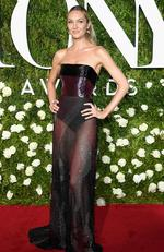 Model Candice Swanepoel attends the 2017 Tony Awards at Radio City Music Hall on June 11, 2017 in New York City. Picture: Dimitrios Kambouris/Getty Images for Tony Awards Productions