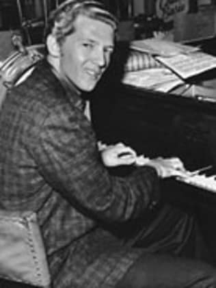 60s rock star Jerry Lee Lewis. Picture: Supplied