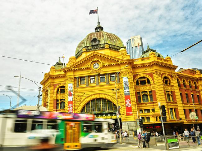 Australia came in at number nine on the list of the happiest places to live. Melbourne was previously named the best city in the world in which to live. Picture: Supplied