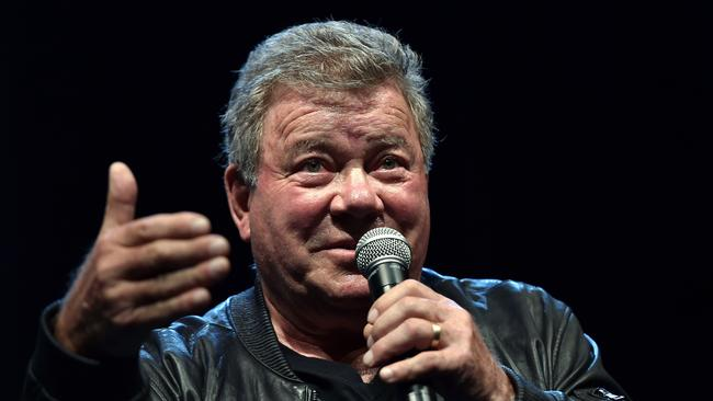 William Shatner sued for $222m by 'long-lost son'
