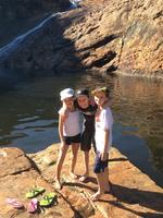 PARKS FOR PEOPLE: Serpentine Falls. Picture: Samantha Williams