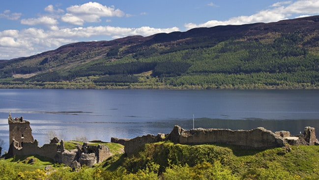 What lies beneath ... the mystery of the Loch Ness monster has intrigued the world — and done wonders for local tourism.