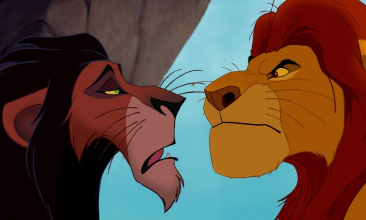 'The Lion King' bombshell that has shaken us to our core