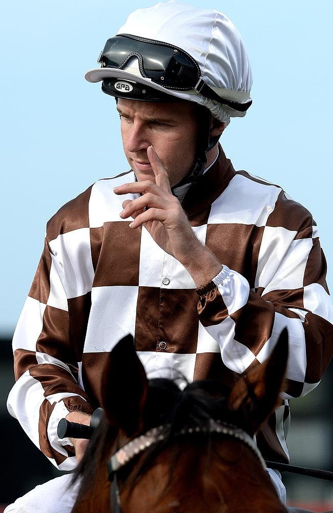 Tommy Berry riding with heavy heart