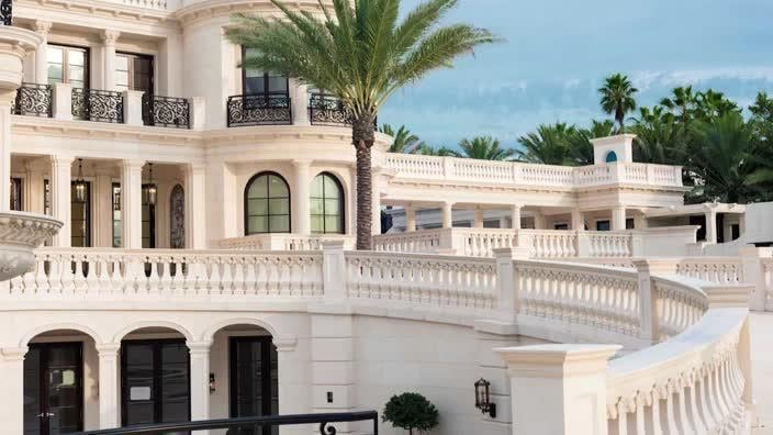 Le Palais Royal Most Expensive House In America For Sale