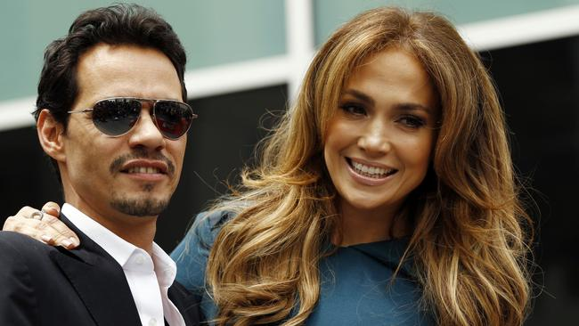 There was once love ... The fallout from her split with third husband Marc Anthony is aired on A.K.A.