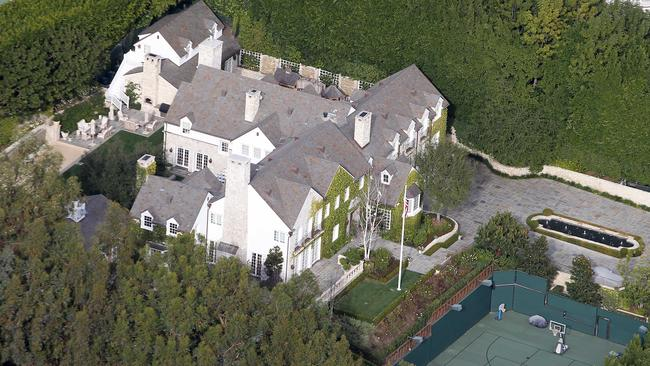 Tom Cruise Hopes To Sell Beverly Hills Mansion For Au 70