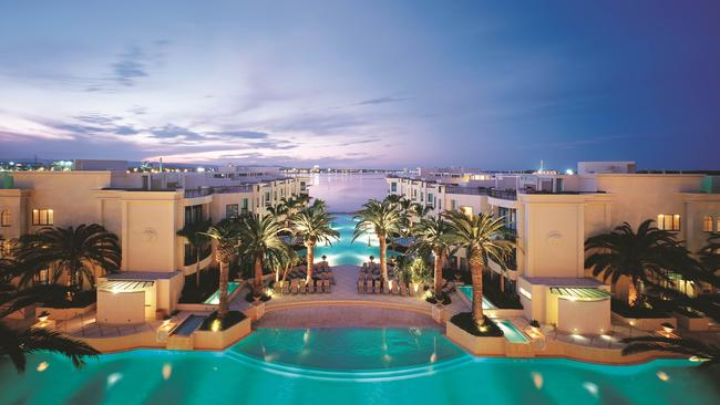 The opulent Palazzo Versace. Picture: Supplied