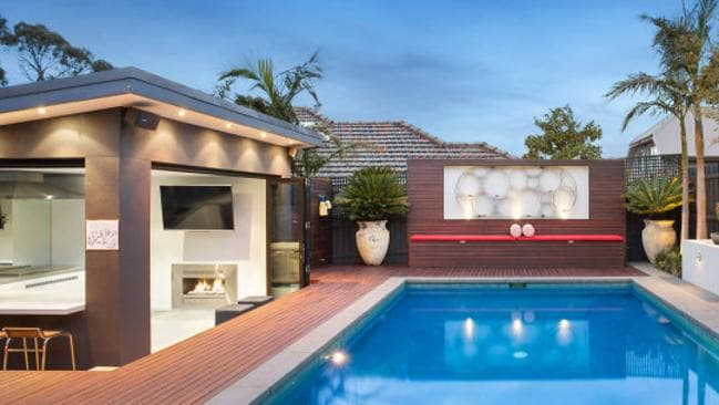 Real estate these pool cabanas are way better than your house Better homes and gardens website australia
