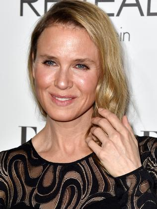 Face facts: Renee changed her look
