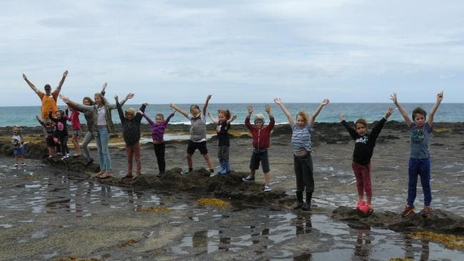 Kids Summer By the Sea activities from far South West right through to East Gippsland in Jan.