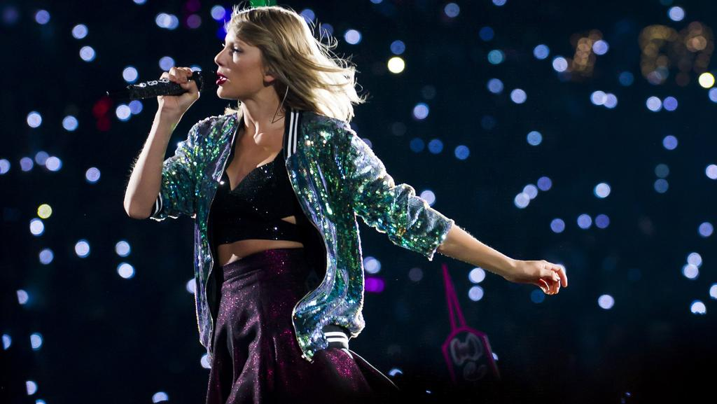 Taylor swift tour dates in Melbourne