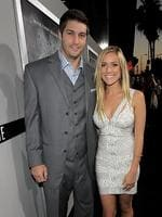 <p>Celebrity breakups ... Two months after announcing their engagement Kristin Cavallari and NFL player Jay Cutler broke up in late July 2011. Picture:Charley Gallay/Getty Images</p>