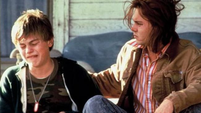 Critics still say Leo should have won an Oscar for this role in What's Eating Gilbert Grape? Who knew it would take so long!