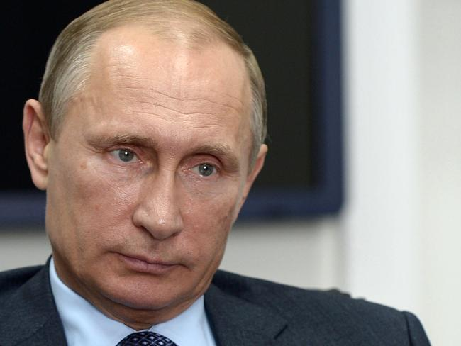 Russian President Vladimir Putin has remained defiant as the US expresses concern.