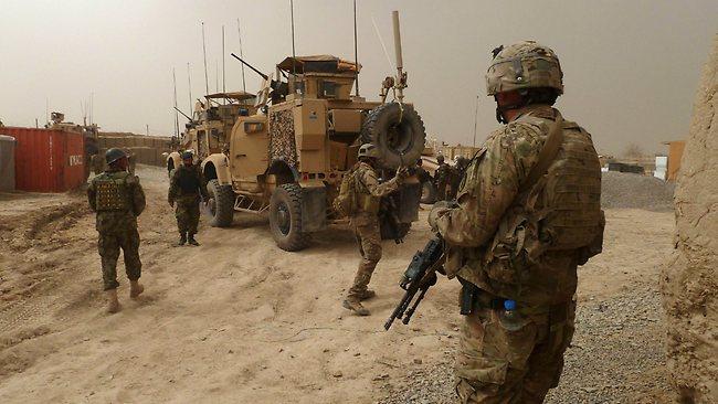 Afghan shooting