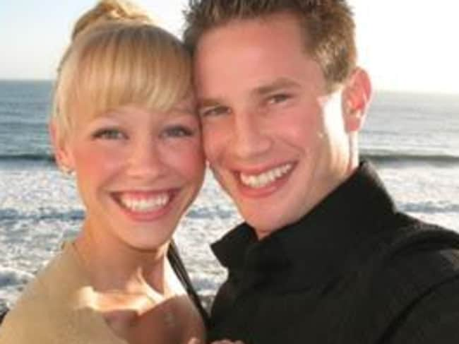 Tortured and branded: Sherri Papini with husband Keith