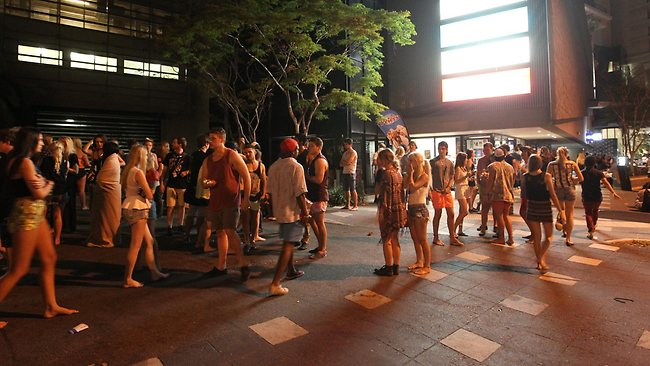 Schoolies balcony tragedy