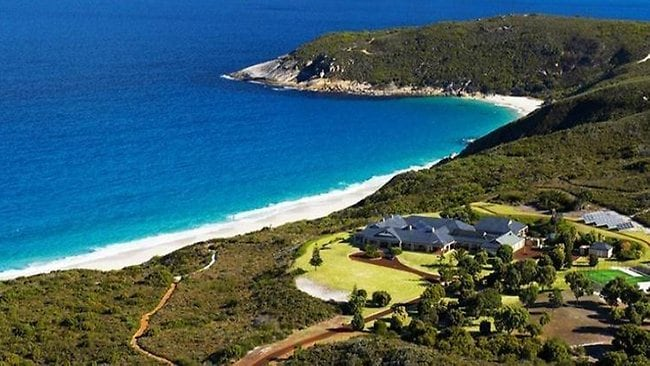 Maitraya private retreat near Albany. Picture: Supplied.