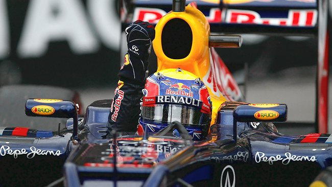 Mark Webber celebrated a victory in Monaco, but highlights have been few and far between for the Aussie this year.