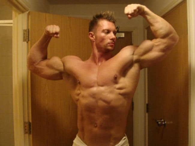 Bodybuilder Ghent Wakefield may have died after using diabetics' insulin to gain muscle. Picture: Facebook