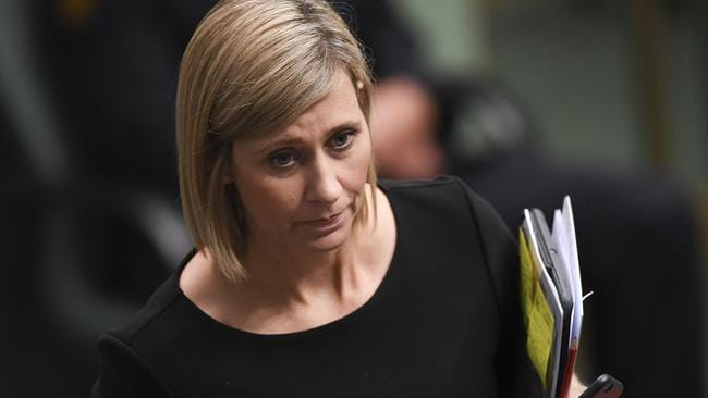 Labor backbench MP Susan Lamb. Picture: AAP Image/Lukas Coch