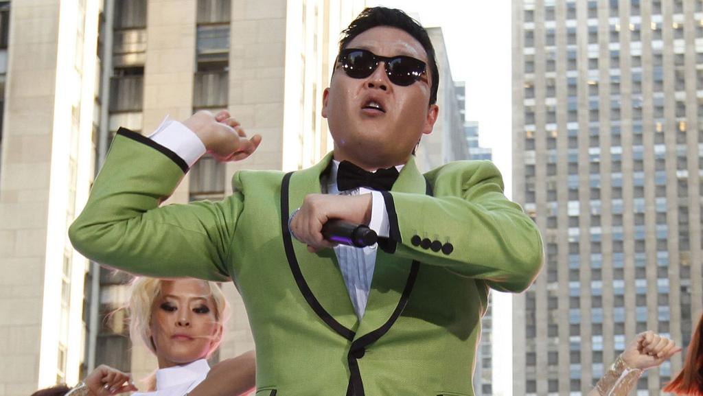 the song and music video of gangnam style by rapper psy Listen to songs from the album psy 8th singer and rapper psy became an international sensation with the outrageously silly video for his 2012 hit gangnam style.