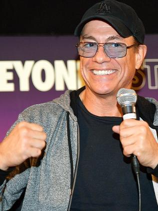 Jean-Claude van Damme was the actor with the second best return on investment. Picture: Getty