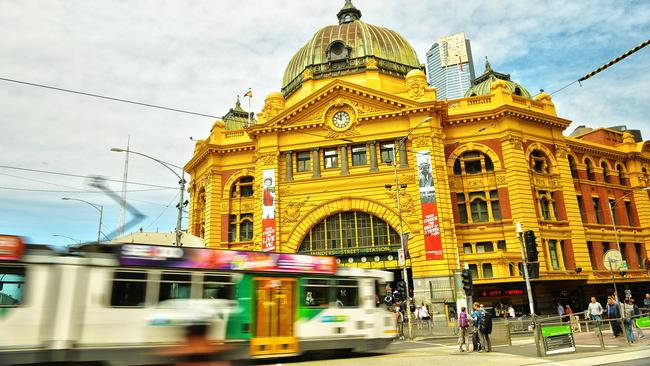 Flinders street station is due to get a much needed makeover.